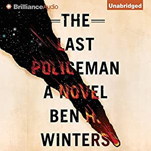 The Last Policeman Audiobook