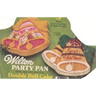 Wilton Cake Pan: Double Bell/Anniversary/Bridal Shower (502-1220 1979)
