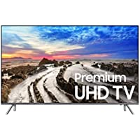 "Samsung UN82MU8000 82"" 4K Ultra HD 2160p 240Hz HDR Smart LED HDTV (2017 Model)"