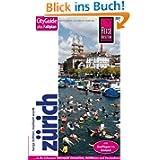 Zürich: Reiseführer mit Faltplan