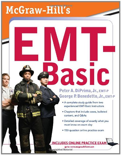 McGraw-Hill's EMT-Basic - McGraw-Hill Medical - 0071496793 - ISBN: 0071496793 - ISBN-13: 9780071496797