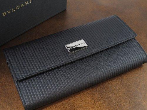 気品と高級感のあるブルガリの財布|ブルガリのメンズ財布10選