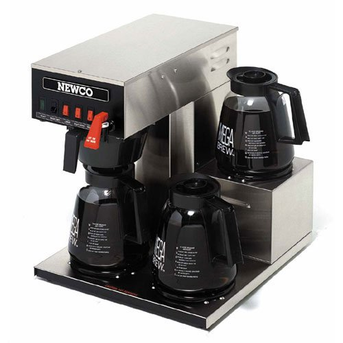 Newco Coffee Maker Manual : Newco FC 3 Modular Dump Valve Coffee Brewer FC Series www.cafibo.com
