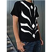 とある魔術の禁書目録 一方通行Tシャツ ブラック サイズ:M