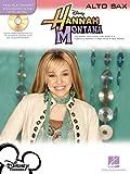 Hannah Montana (Alto Saxophone) - for Alto Sax - Instrumental Folio BK+CD