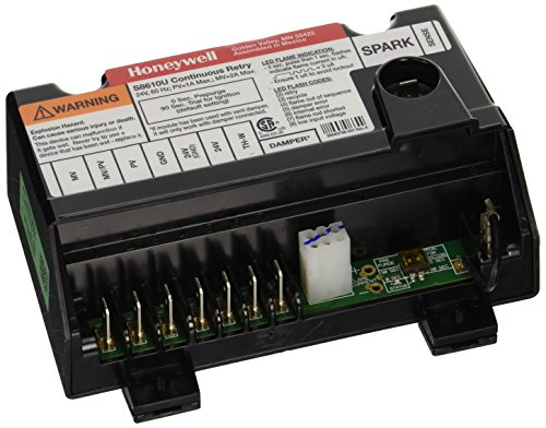 Honeywell S8610U3009 Furnace Intermittent Pilot Control (Gas Ignition Control compare prices)