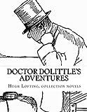 Doctor Dolittles adventures   Hugh Lofting, collection novels