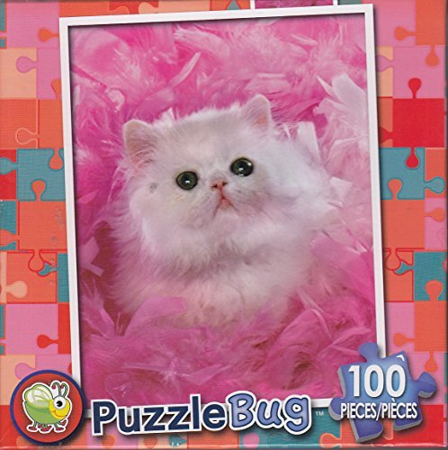 Puzzlebug 100 Piece Puzzle ~ Fluffy