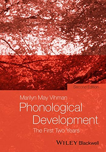 Phonological Development: The First Two Years