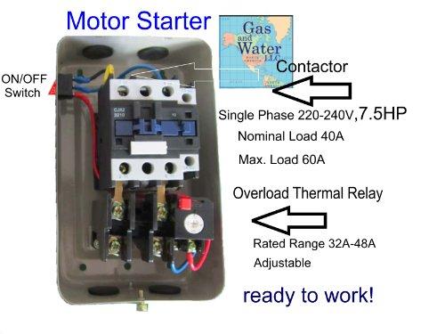 48 Volt Electric Motor