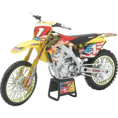 New Ray Ryan Dungey Motocross of Nation #1 Replica Motorcycle Toy - 1:12 Scale