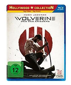 Wolverine: Weg des Kriegers [Blu-ray]