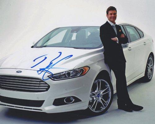 Ryan Seacrest Autographed Signed 8x10 Photo COA