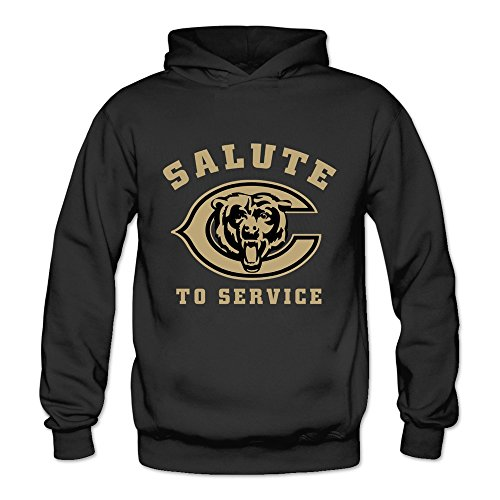 newest 99971 457a7 Men S Chicago Bears Nike Salute To Service Ko Performance ...