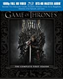 Cover art for  Game of Thrones: The Complete First Season (Discontinued) [Blu-ray]