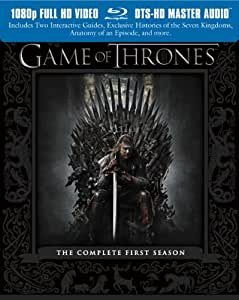 Game of Thrones: Season 1 (Discontinued) [Blu-ray]