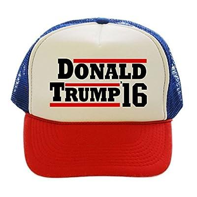 Trucker Hat: Donald Trump '16 Cap