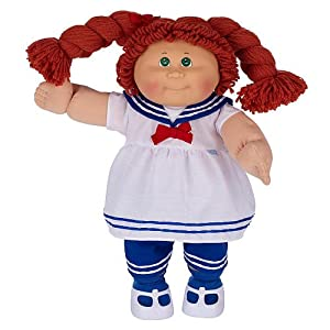 Cabbage Patch Kids Vintage Doll Sailer Girl Limited Vintage Edition Commemorating 1983