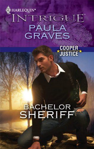 Image for Bachelor Sheriff (Harlequin Intrigue Series)