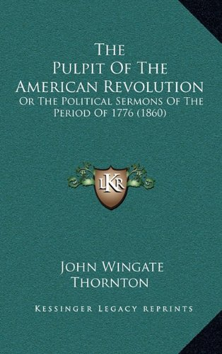 An introduction to the history of the american revolution