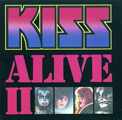 Alive II: German Version by Kiss (2014-07-15)