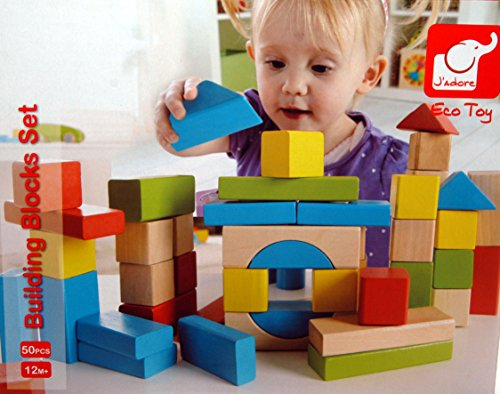 how to make a toddler play with building blocks