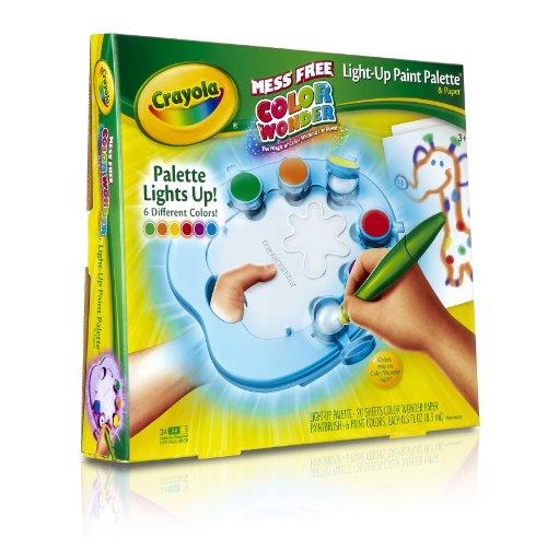 SAVE $12.00 - Crayola Color Wonder Light-Up Paint Palette ...