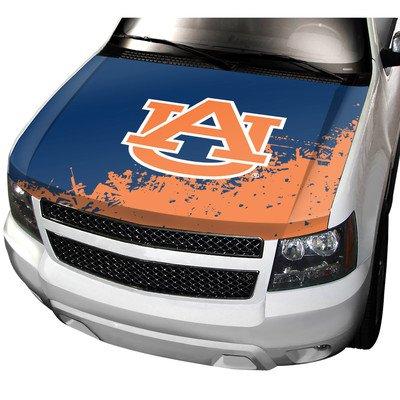 Ncaa Auto Hood Cover Ncaa Team: Auburn front-379307