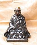 山田安心堂ブランド 国産上質  親鸞聖人座像 鋳物 京都の心遣いプレゼント