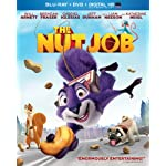 [US] The Nut Job (2014) [Blu-ray + DVD + UltraViolet]