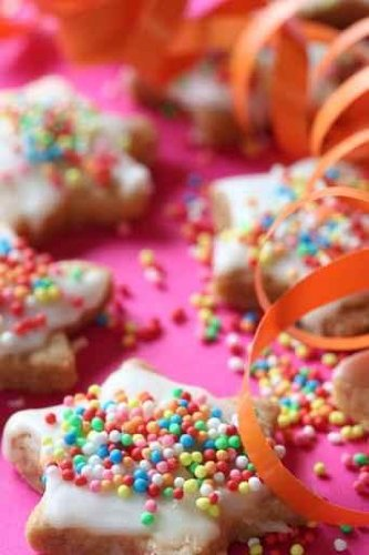Star Cookies - 24