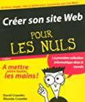 Cr�er son site web