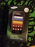 NEW SAMSUNG GALAXY ACE S5830 S5830T BLACK ANDROID WIFI 3G NEXT G UNLOCKED MOBILE