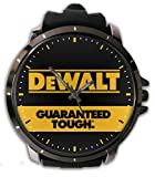 New Custom Printed New Dewalt Power Tools Custom Watch Alloy Stainless-steel with Rubber Band