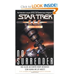SCE: No Surrender: Book Four (Star Trek: S.C.E) by Mike Collins,&#32;Ian Edgington,&#32;Robert Greenberger and Glenn Hauman
