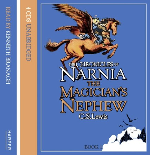 Chronicles of Narnia Books 1-7 - C.S. Lewis -