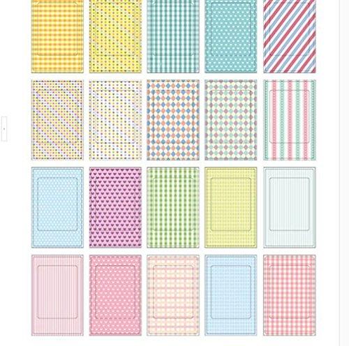 60-different-colorful-photo-sticker-borders-films-sticker-for-fujifilm-instax-polaroid-mini-87s2550s