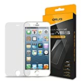 "iPhone 6 Screen Protector, Obliq iPhone 6 4.7"" [Tempered Glass] Protector [Slim 0.33T + 9H] Rounded Edges - [Zeiss Pure Glass] Premium Tempered Glass screen - for Apple iPhone 6 4.7 Inch (2014)"