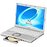 パナソニック 12.1型ノートPC Let's note SZシリーズ[Win10Pro]CF-SZ5YDLQR (シルバー)