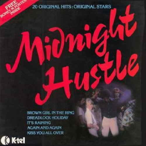 Various Artists - Midnight Hustle - Various Lp - Zortam Music