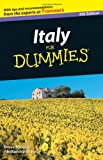 img - for Italy For Dummies book / textbook / text book