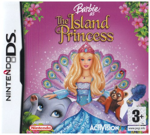 Barbie Island Princess (NDS)