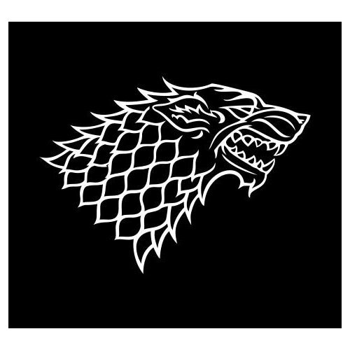 game of thrones wolf symbol