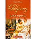 Lady Sarah's Son (The Regency Lords & Ladies Collection) (0263210545) by Wilson, Gayle