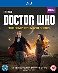 Doctor Who - The Complete Ninth Series [Blu-ray]