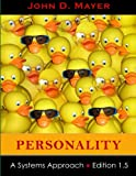 img - for Personality: A Systems Approach book / textbook / text book