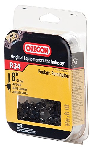 Oregon 8-Inch Micro Lite Chain Saw Chain Fits Poulan, Remington R34 (Poulan Bar And Chain Oil compare prices)