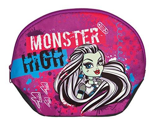 Undercover Kosmetiktasche Monster High, circa 19 x 25 x 5 cm, 2 Liter, Lila