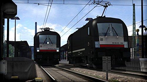 Train Simulator 2014 - MRCE ES 64 U2 Taurus Loco Add-On Online Code screenshot