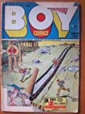 Boy Comics #32, February 1946. Crimebuster by Charles Biro